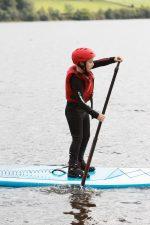 Stand Up Paddleboarding at Hollingworth Lake