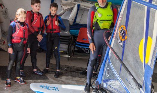 Kids Windsurf