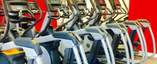 Littleborough Sports Centre gym