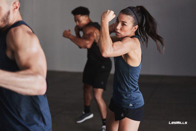 Les Mills Body Combat