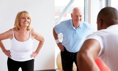 Gentle Exercise Classes