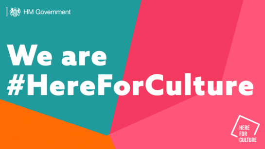 We are #HereForCulture