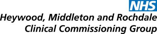 Heywood, Middleton & Rochdale CCG logo