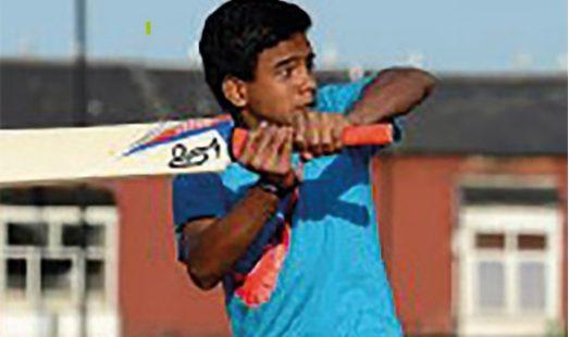 Chance to Shine Street Cricket
