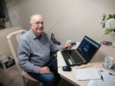 Helping older adults keep active and get online to avoid lockdown loneliness