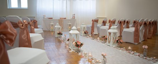 Weddings at Touchstones Rochdale