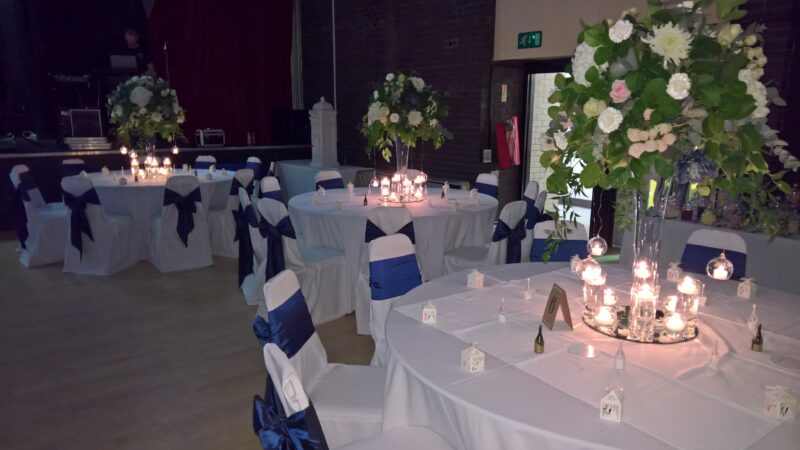 Weddings and Celebrations at Heywood Civic Centre