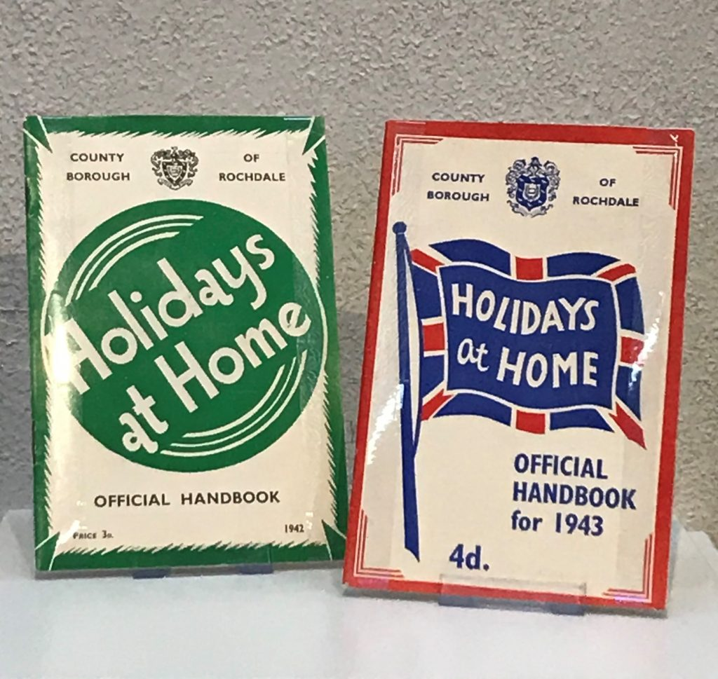What's Changed? 2. 'Holidays at Home' week programmes, 1942 and 1943