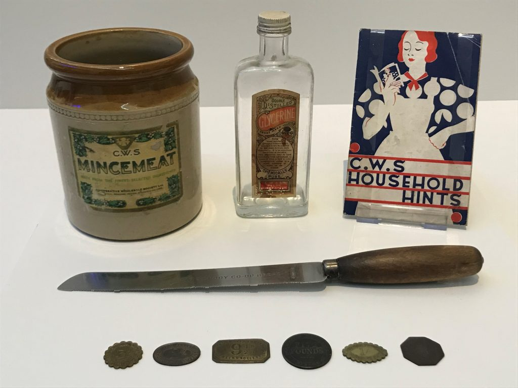 What's Changed? 12. Objects relating to the Co-operative Wholesale Society, 1860-1960