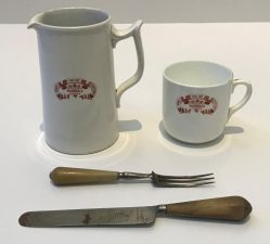 What's Changed? 13. Tableware from the Ashworth Chapel for the Destitute, 1858–1902
