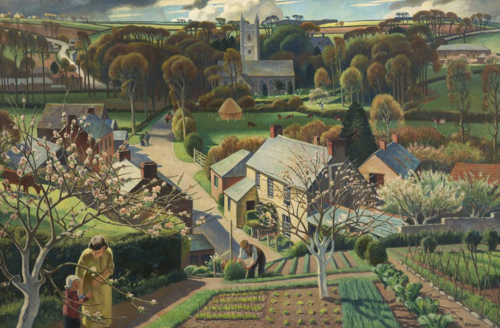 What's Changed? 18. The Cornish April, c.1940