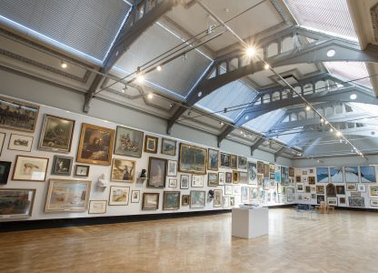 Gallery Four at Touchstones Rochdale