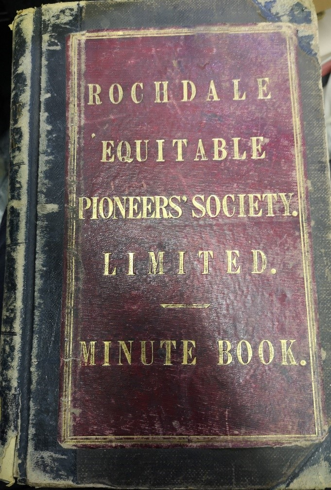 Archive of Co-operative and Pioneers Societies (1856-1976)