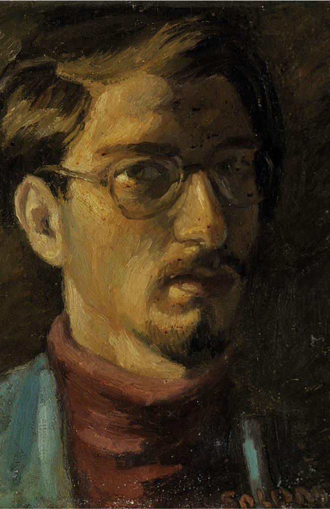 Reproduction of Self Portrait, c.1938