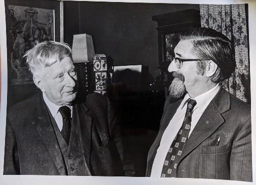 LS Lowry and Leopold Solomon