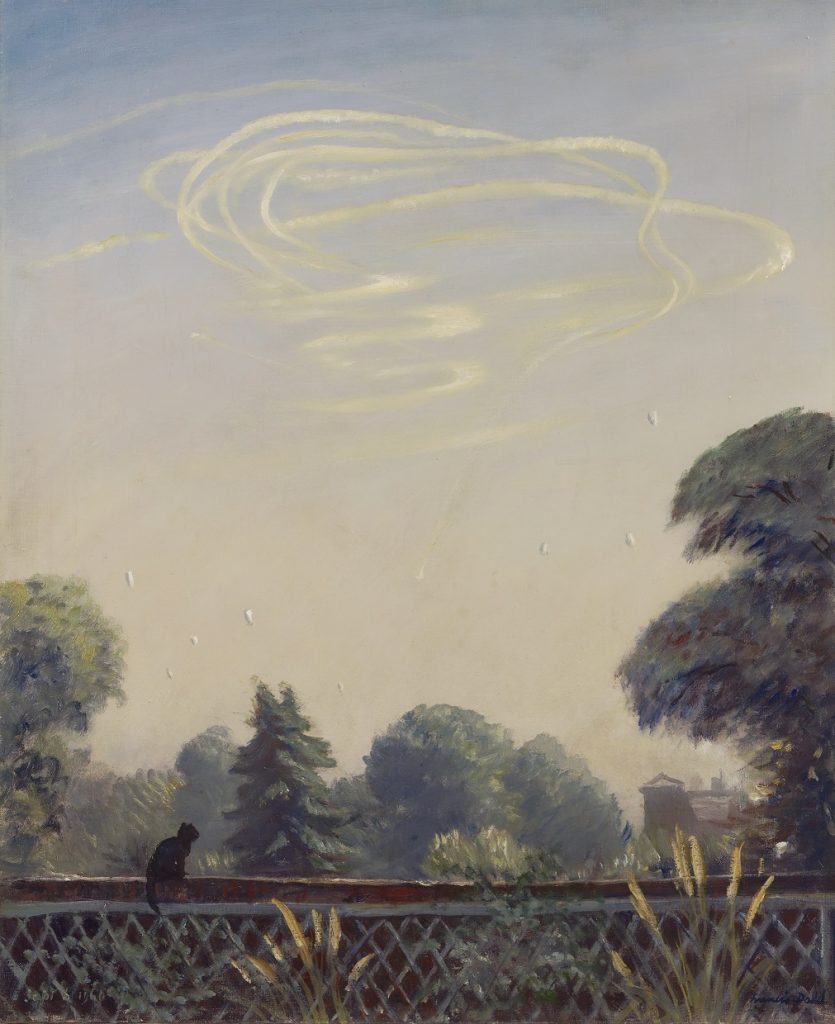We Can Do It. War's Other Voices. An Aerial Battle, 1940 Francis Dodd