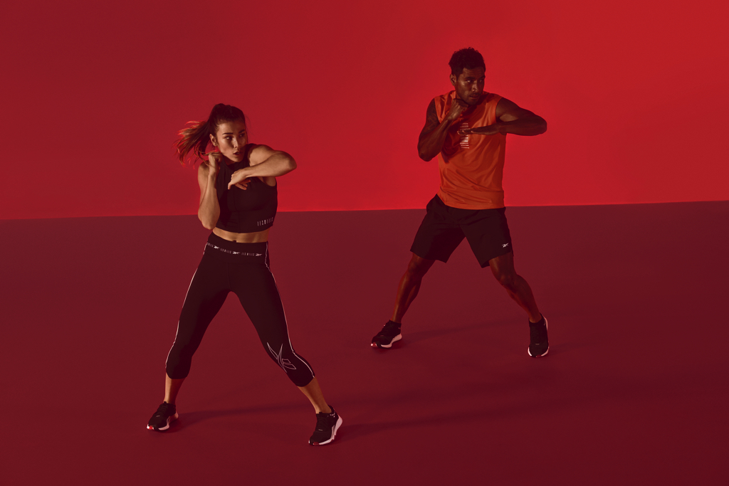 Les Mills Body Combat group exercise class