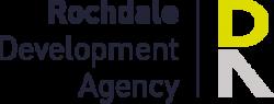 Rochdale Development Agency (RDA) logo