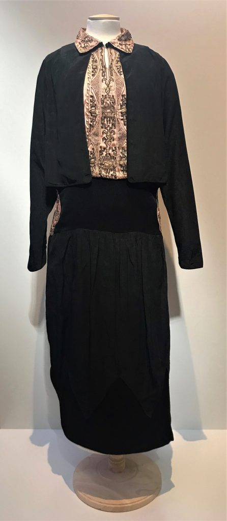 Museum collection: Dress-Bloomer Suit 6432.9