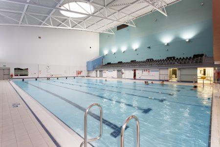 Rochdale Leisure Centre swimming pool