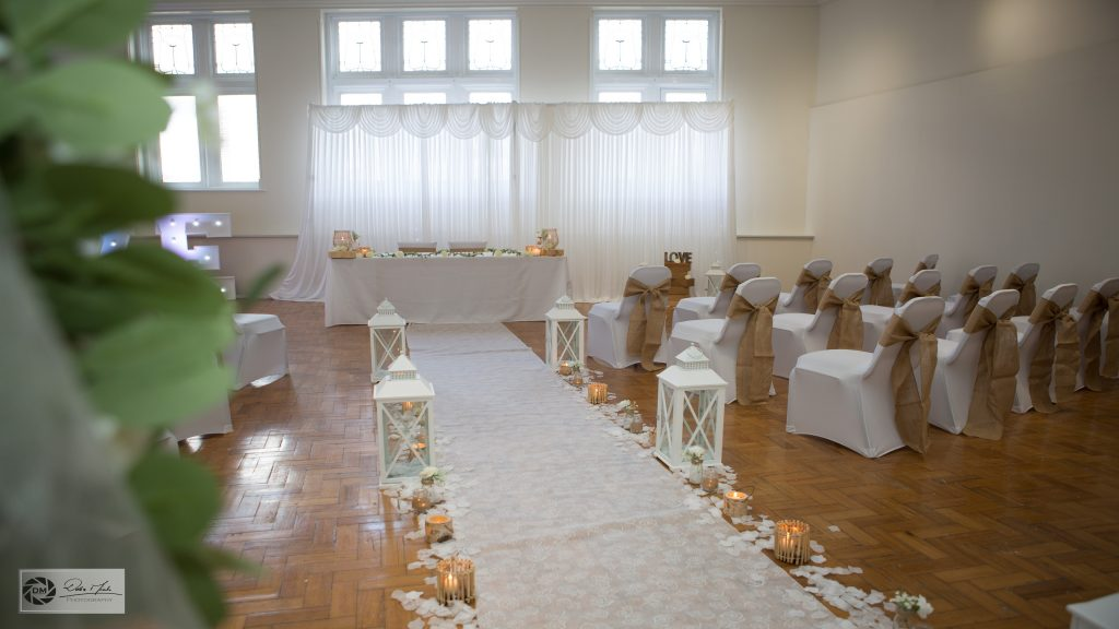Weddings & Celebrations at Touchstones Rochdale